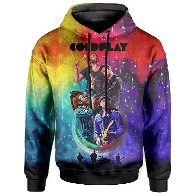 Moletom Com Capuz Unissex Coldplay md01