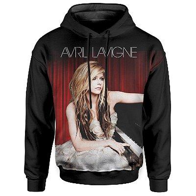 Moletom Com Capuz Unissex Avril Lavigne md01