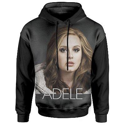 Moletom Com Capuz Unissex Adele md03