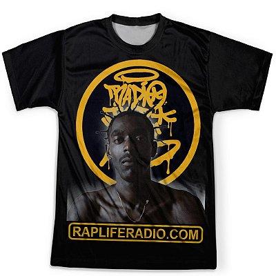 Camiseta Masculina Rap Life md12