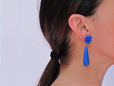 Brinco Cordova Azul