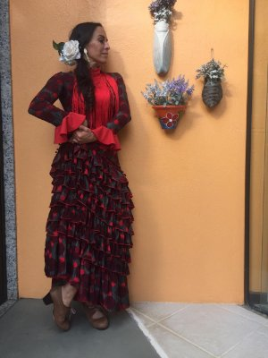 Vestido Cadiz