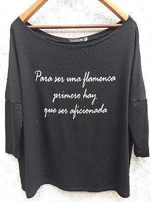 Camiseta Una Flamenca