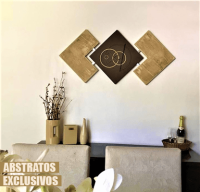 Abstratos Exclusivos