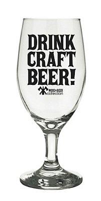 """Copo """"Drink Craft Beer"""""""