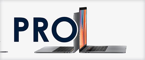 Novo Macbook Pro 3