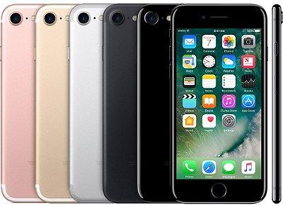Smartphone Apple iPhone 7 128GB desbloqueado  - Iphone 7
