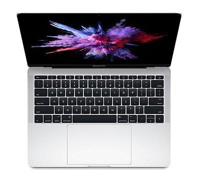Macbook Pro 13 MLUQ2BZ/A Intel Dual core i5 2,0 GHz 8GB 256GB SSD Prateado - MLUQ2