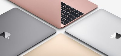 "MACBOOK 12"" 2016 INTEL CORE M3 1,1GHZ 8GB MEMORIA 256GB SSD Intel HD Graphics 515 - Todas as cores - MLH72 - MLHA2 - MLHE2 - MMGL2"