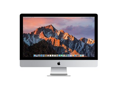 Apple iMac 2017 Tela 21,5'' MMQA2BZ/A com Intel Core i5 dual core de 2,3GHz 8GB 1TB Intel Iris Plus Graphics 640 - MMQA2
