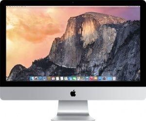 Apple iMac MF885BZ/A com Intel Core i5 Quad Core 3.3 GHz 8GB 1TB com Tela Retina 5K 27''  OS X Yosemite MF885