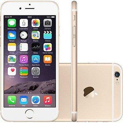 Smartphone Apple iPhone 6S 64GB desbloqueado Gold  - Iphone 6S