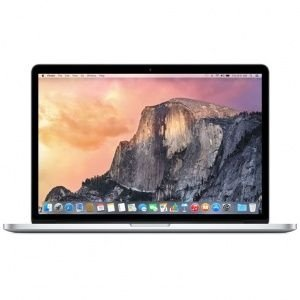 Apple Macbook Pro com tela de Retina15 Intel Core i7 2.2GHz / 16GB / 256GB Flash / OS X Yosemite MJLQ2BZ/A