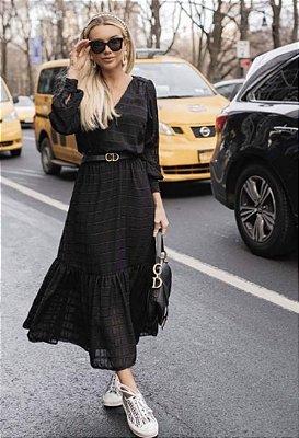 Vestido Midi Georgina