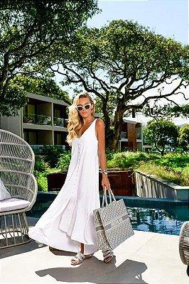 Vestido Jade Branco