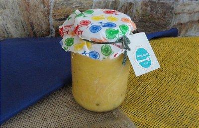 Sopa de mandioquinha com frango - 600 ml