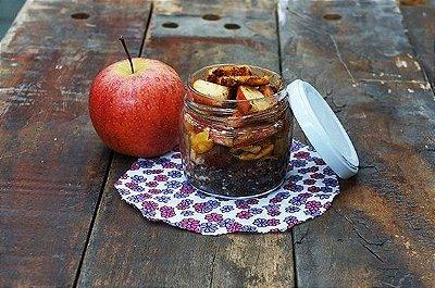 Surpresa de maçã