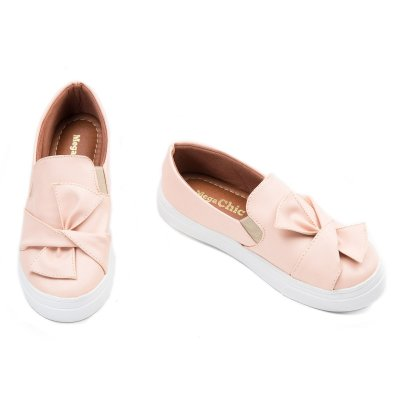 Slip On Rosa Confort  MegaChic