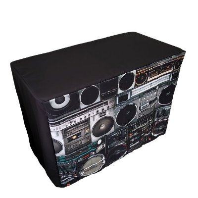 Capa Envelope Boombox para mesa dobrável - 122x61x90cm