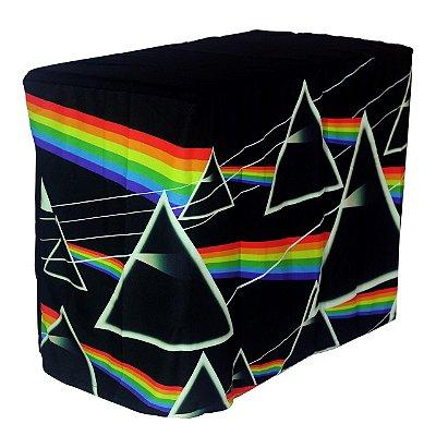 Capa Envelope para mesa dobrável - Rock