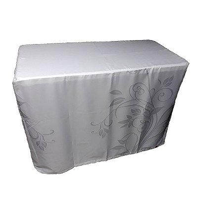 Capa Envelope para mesa dobrável - Dinner En Blanc