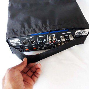Capa para Mixer P01 - Preta Lisa