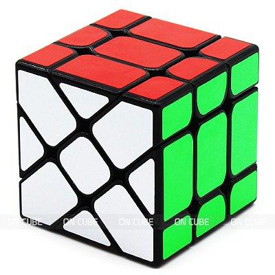 Fisher Cube Yileng Preto