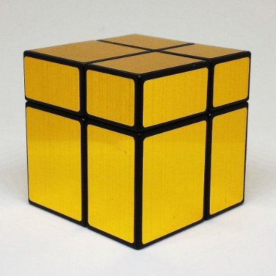 Mirror Blocks 2x2x2 Dourado Shengshou