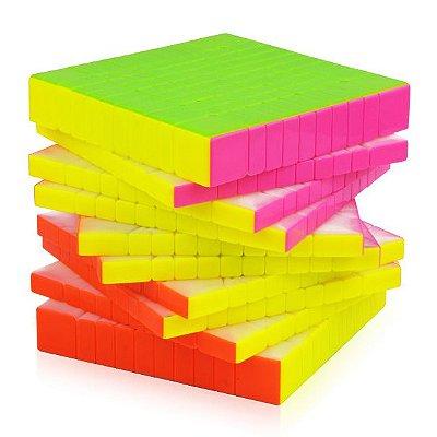 10x10x10 Yuxin Huanglong Stickerless