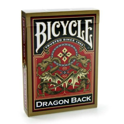 Baralho Bicycle Gold Dragon