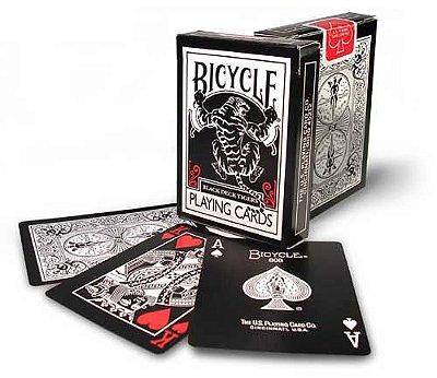 Baralho Bicycle Black Tiger