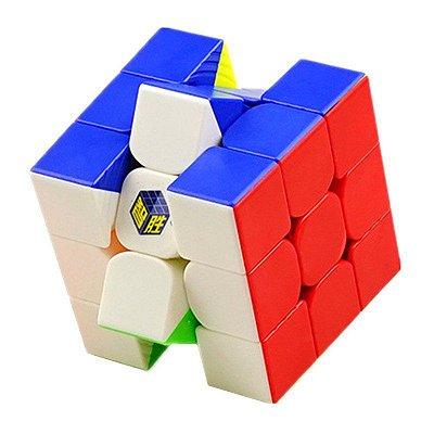 3x3x3 Yuxin Little Magic Stickerless