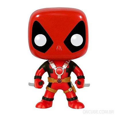 Boneco Funko POP! Deadpool - Deadpool - #111