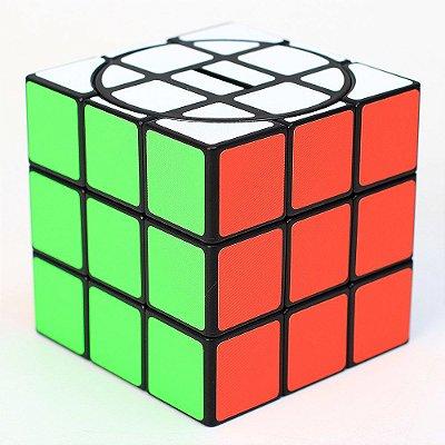 Cofrinho Cubo Mágico ZCUBE 3x3x3