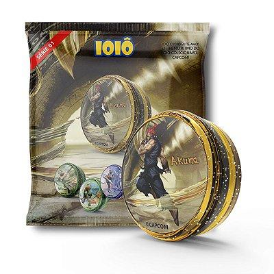 Ioiô Capcom Flowpack Profissional Street Fighter - Akuma