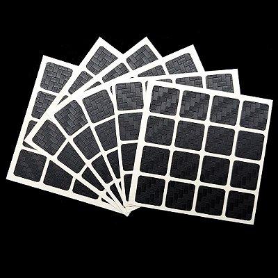 Adesivo 4x4x4 Carbono