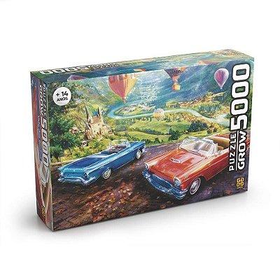 Quebra-Cabeça Vale dos Sonhos 5000 peças