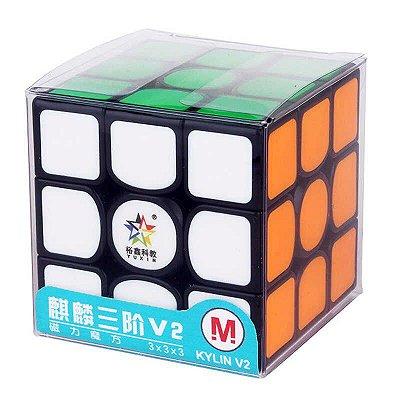 3x3x3 Yuxin Unicorn V2 Kylin M (Magnético)