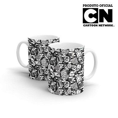 Caneca Cartoon Network - Mix 1