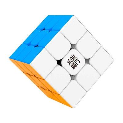 Cubo Mágico 3x3x3 Moyu Yulong V2 M Stickerless - Magnético