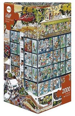 Quebra-Cabeça Emergency Room 2000 peças