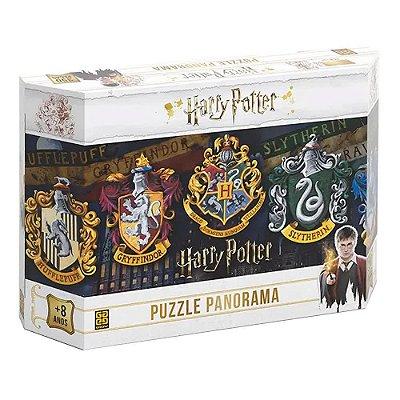 Quebra-Cabeça Panorama Harry Potter 350 peças
