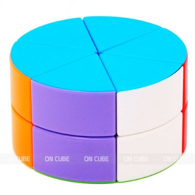 Cubo Mágico Pancake Cube 2-Layer