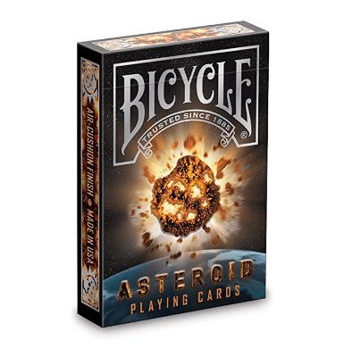 Baralho Bicycle Asteroid