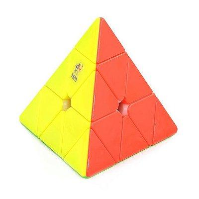 Cubo Mágico Pyraminx Yuxin Little Magic Stickerless