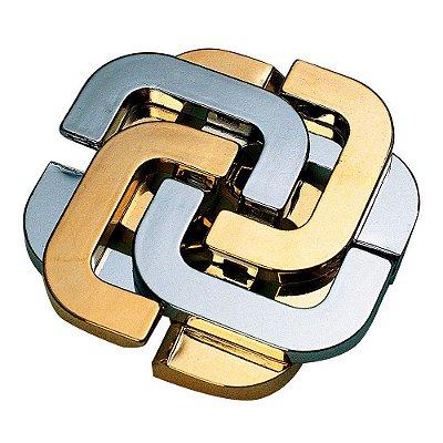 Cast Puzzle Metal - Clover