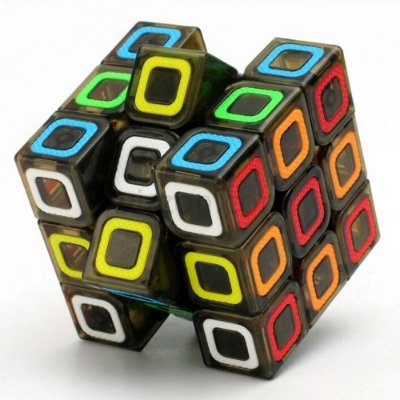Cubo Mágico 3x3x3 Qiyi Dimension