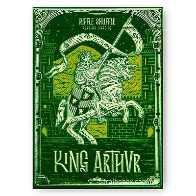 Baralho King Arthur Emerald Saga