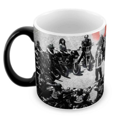 Caneca Mágica  - Sons of Anarchy