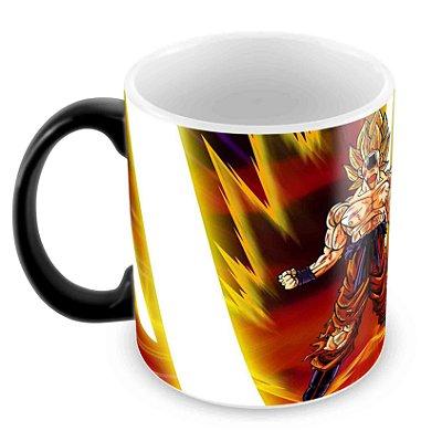 Caneca Mágica - Goku